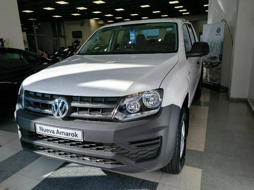 volkswagen amarok trendline 2.0 140cv 4x2 disponible mr1 a2