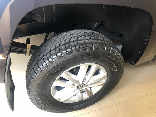 volkswagen amarok trendline 2.0 4x4 6m