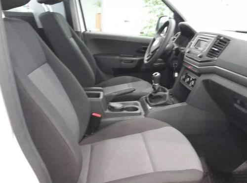 volkswagen amarok trendline 2.0 cabina simple 140cv nq #a7