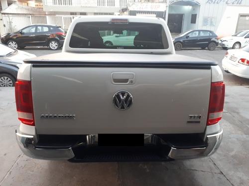 volkswagen amarok trendline 2.0 diesel 180 cv automática 4x4