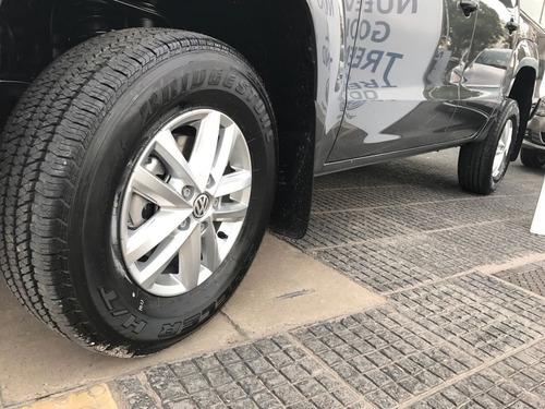 volkswagen amarok trendline 4x2 2020 congela precio! 03
