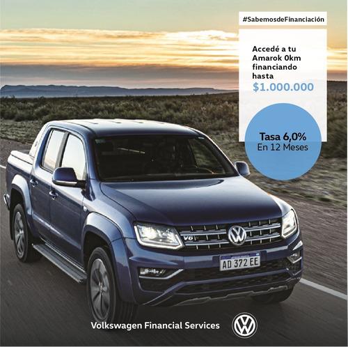 volkswagen amarok trendline 4x2 en stock para entregar  (1)