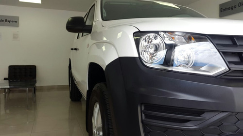 volkswagen amarok trendline 4x2 manual 2.0 140 cv 2018 ir