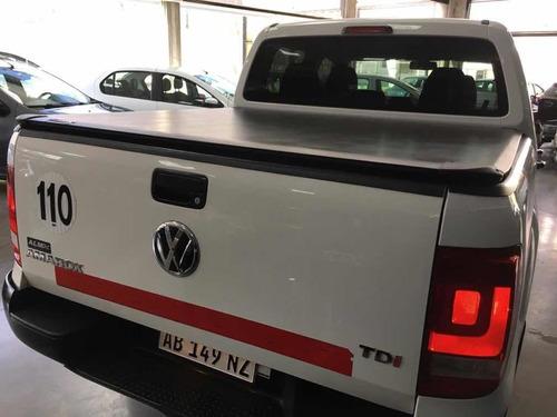 volkswagen amarok trendline 4x2 mod 2017 excelente!!!