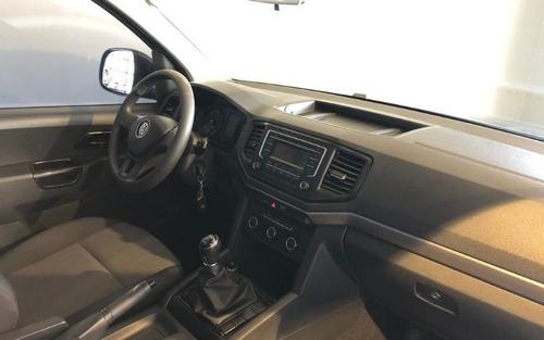 volkswagen amarok trendline 4x2 usado contado financiado