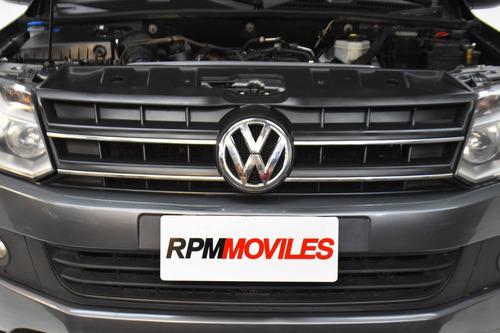 volkswagen amarok trendline 4x4 180cv 2015 rpm moviles