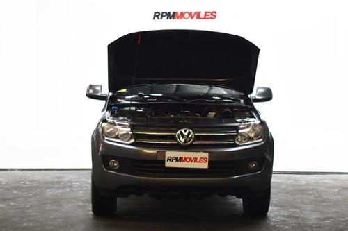 volkswagen amarok trendline 4x4 at 2013 rpm moviles