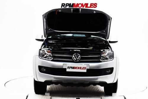 volkswagen amarok trendline 4x4 at 2016 rpm moviles