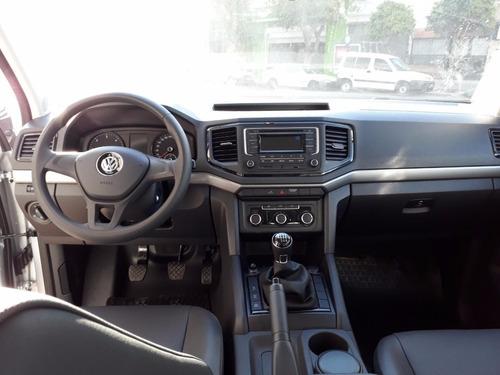 volkswagen amarok trendline cabina doble 2020 contado jf #a1