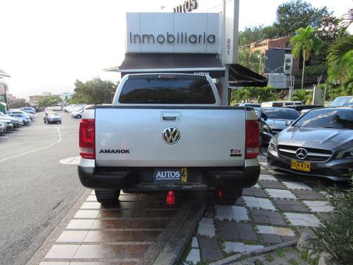 volkswagen amarok trendline diesel mt biturbo 4x4 cc2000