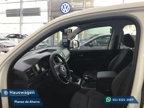 volkswagen amarok trendline doble cabina autoahorro