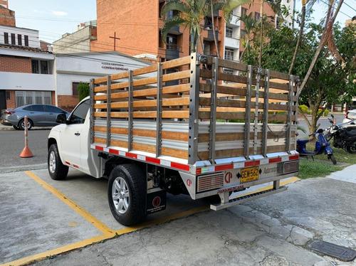 volkswagen amarok trendline estacas 4x4