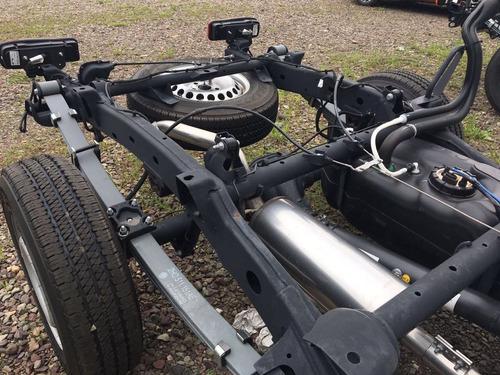 volkswagen amarok trendline  t  2.0l cabina sencilla chasis
