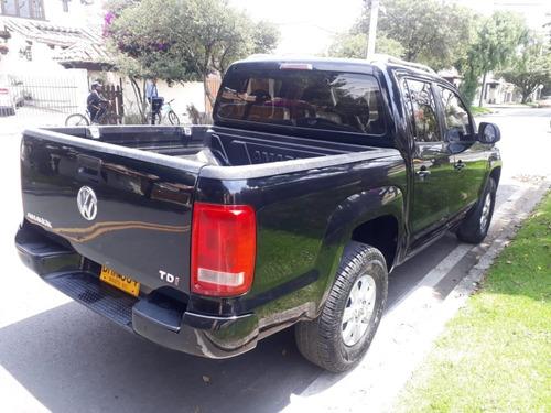 volkswagen amarok turbo diesel mt 4x2 2012