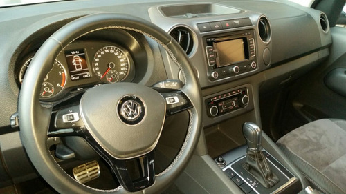 volkswagen amarok ultimate 2016 - 4x4 automatica