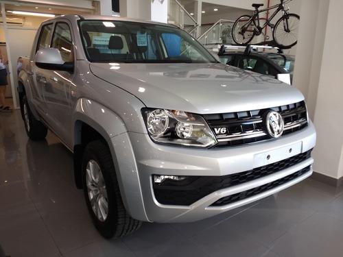 volkswagen amarok v6 0km 4x4 automatica nueva vw cd full m19