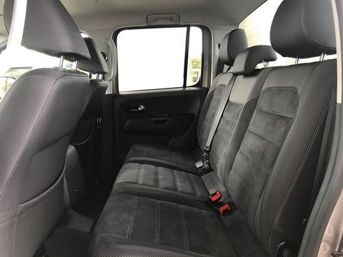 volkswagen amarok v6 2018 3.0l turbo diesel