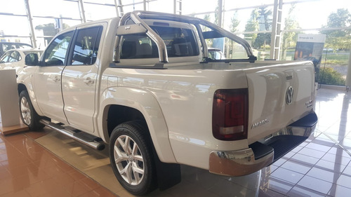 volkswagen amarok v6 224cv 3.0 highline d/c 4x4 at