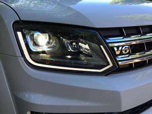 volkswagen amarok v6 224cv 4x4 automatica  0km lr