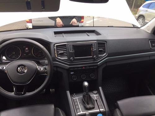 volkswagen amarok v6 3.0 extreme 4x4 aut extreme tasa 0% 33