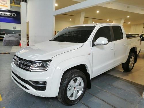volkswagen amarok v6 3.0 lts  highline 2020 nuevo.