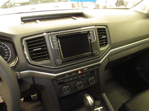 volkswagen amarok v6 3.0 tdi 224 cv  4x4 at 0km 2019 2