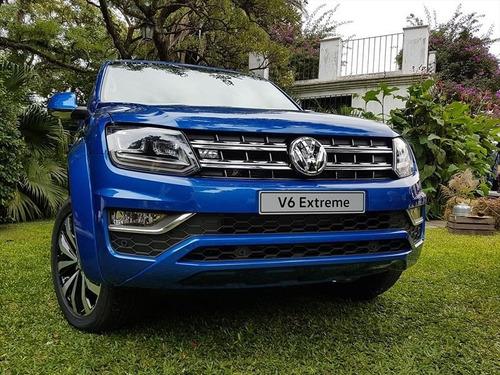 volkswagen amarok v6 3.0 tdi 224cv 2017 4x4 automatica 0km