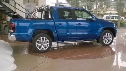 volkswagen amarok v6 3.0 tdi $480.000 anticipo