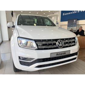 Volkswagen Amarok V6 3.0 Tdi Highline 0km 2020 Vw Hilux 19