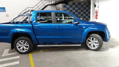 volkswagen amarok v6 4motion highline my19 dcolores 0km #a1