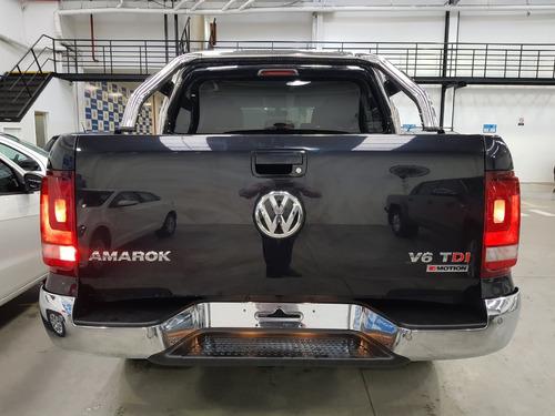 volkswagen amarok v6 4motion highline my20 dcolores 0km a1