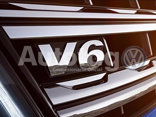 volkswagen amarok v6 4x4 automatica extreme
