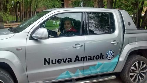volkswagen amarok v6 $ 600.000 y cuotas