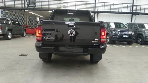 volkswagen amarok v6 black style my20 jm a1