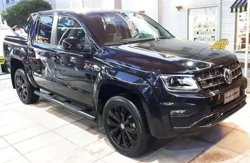 volkswagen amarok v6 black style unidad física inmediata