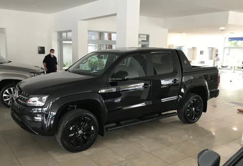 volkswagen amarok v6 black style v6 258cv 0km 2021