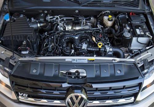 volkswagen amarok v6 comfort 3.0 tdi 224cv 4x4 aut my19 #18