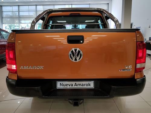 volkswagen amarok v6 comfort my21  258 cv  dcolores  0km a1