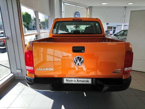 volkswagen amarok v6 comfortline 258 cv (migi)