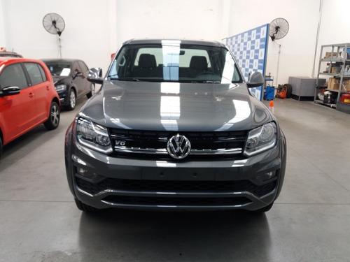 volkswagen amarok v6 comfortline 258cv 2020 contado jf a1