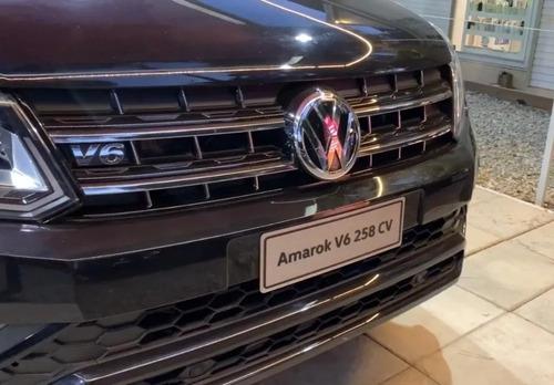volkswagen amarok v6 comfortline 258cv at 4x4 0km 2021 a13