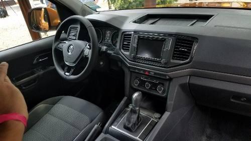 volkswagen amarok v6 comfortline 258cv vw a14