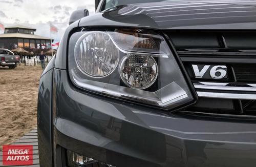 volkswagen amarok v6 comfortline 3.0tdi 258cv 0km 2020 vw 10