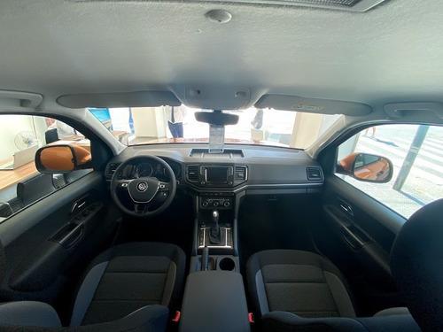 volkswagen amarok v6 comfortline 3.0tdi 258cv 0km 2020 vw 13