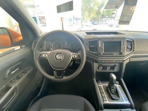 volkswagen amarok v6 comfortline 3.0tdi 258cv 0km 2020 vw 22