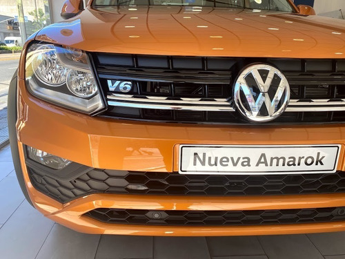 volkswagen amarok v6 comfortline 3.0tdi 258cv 0km 2020 vw 23