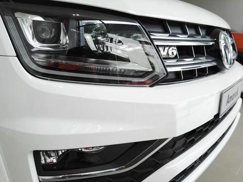 volkswagen amarok v6 comfortline automática