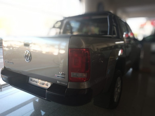 volkswagen amarok v6 comfortline cd 4x4 at 3.0 tdi 258cv