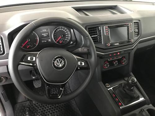 volkswagen amarok v6 comfortline turbo 258 cv no   #mkt11026