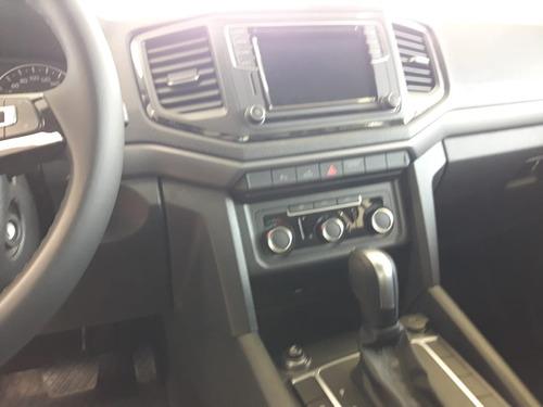 volkswagen amarok v6 confort con chasis varios colores
